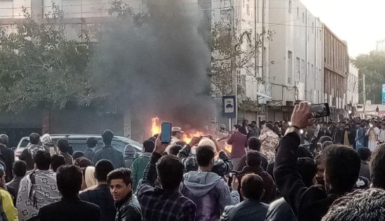 IMG 20191117 164342 750x430 - تصاویر ارسالی یکی از شهروند خبرنگاران از وقوع انفجار موتر ترافیک در حوالی مارکت صرافی ها - هرات
